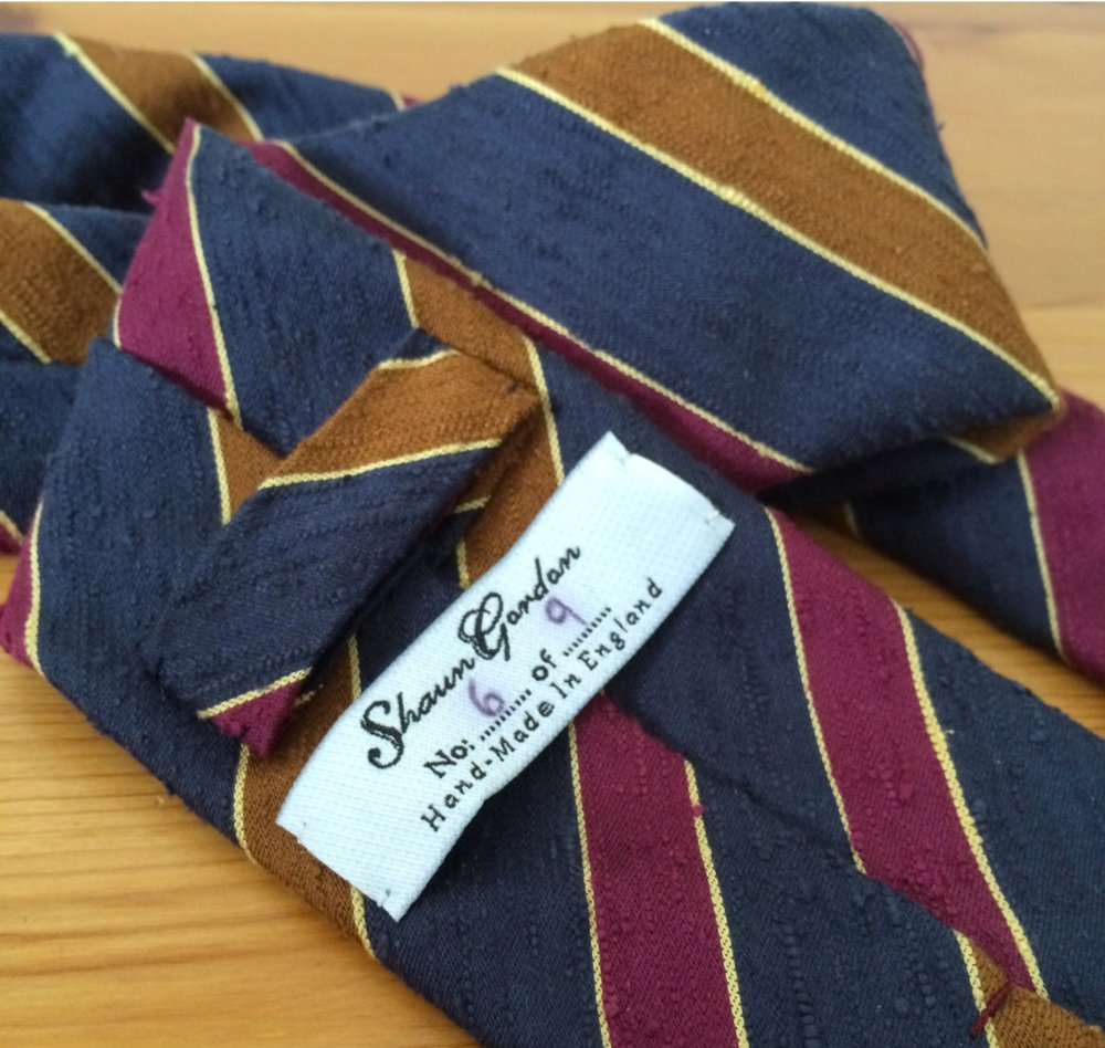 Each tie has a special number assigned to it &amp; lets you know the exact number that was made...  http:// buff.ly/2m2zMgn  &nbsp;   #exclusivity #ties <br>http://pic.twitter.com/y2tIoFbzsl
