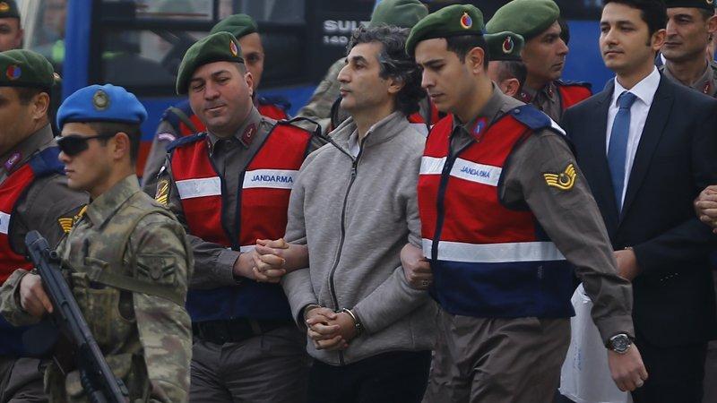 Erdoğan'ı teslim alacak timin sorumlusu Tuğgeneral Gökhan Sönmezeateş:...