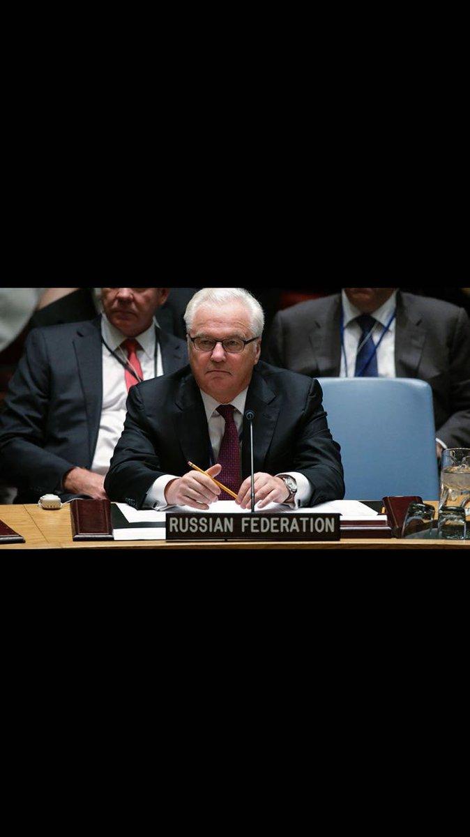 #onu :l&#39;ambassadeur de #Russia décédé suit a une crise cardiac. Sur russe confirm . <br>http://pic.twitter.com/k1ETsbcIT3