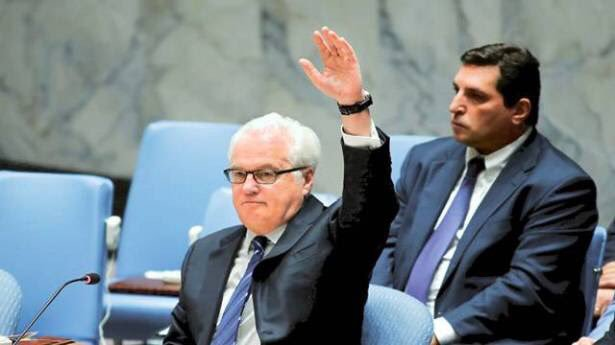 The #Russia|n #UN ambassador Vitaly #Churkin is dead. He supported #Assad and #Russia|n war crimes in #Syria. <br>http://pic.twitter.com/iCYV6zuh3r
