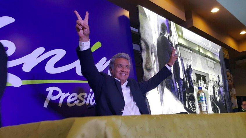 #Internacionales | Lenin Moreno: Respeto la situación interna de Venez...