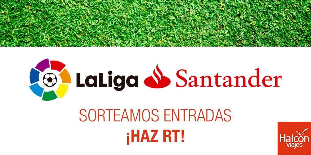 ⚽️ ¡Sorteamos 1 entrada doble para ver el #DeportivoAtMadrid! ¡SÍGUENOS Y HAZ RT!  #HalconConLaLiga #LaLiga ⚽️ https://t.co/4BMxvOvo5g