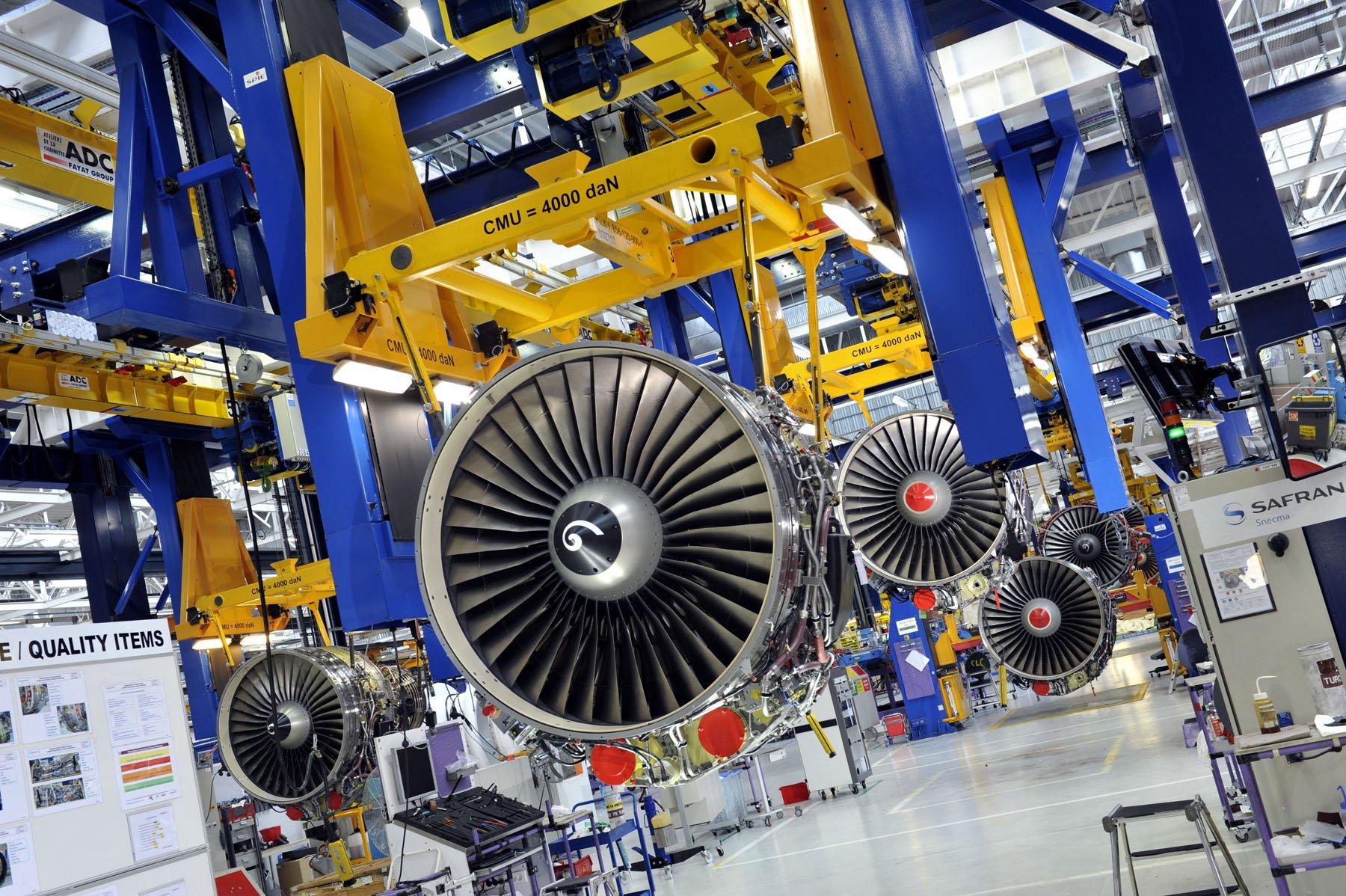 Resultado de imagen para cfm international leap factory