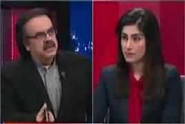 Live With Dr Shahid Masood  – 20th February 2017 - Panama Case Ka Kia Hoga thumbnail