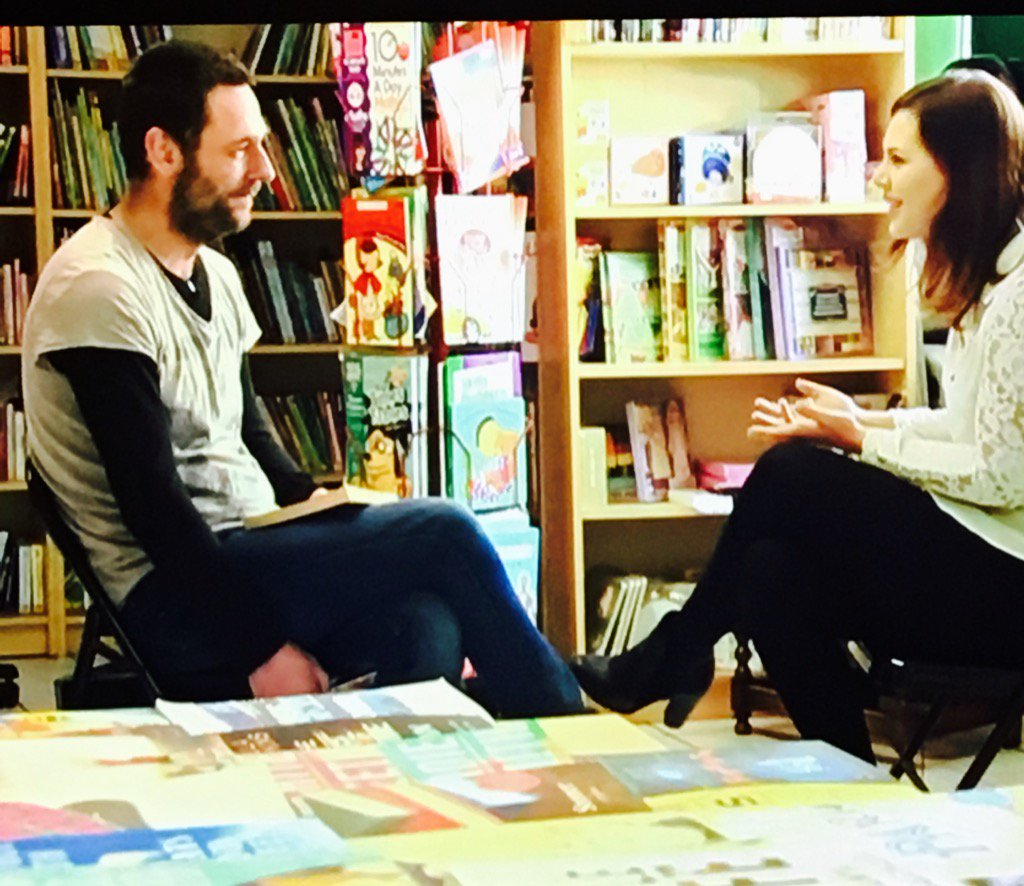 Dear God, my Harry Potter assailant @Biggreenbooks is now on the news. @BBCLondonNews https://t.co/fyjYgKgGhP
