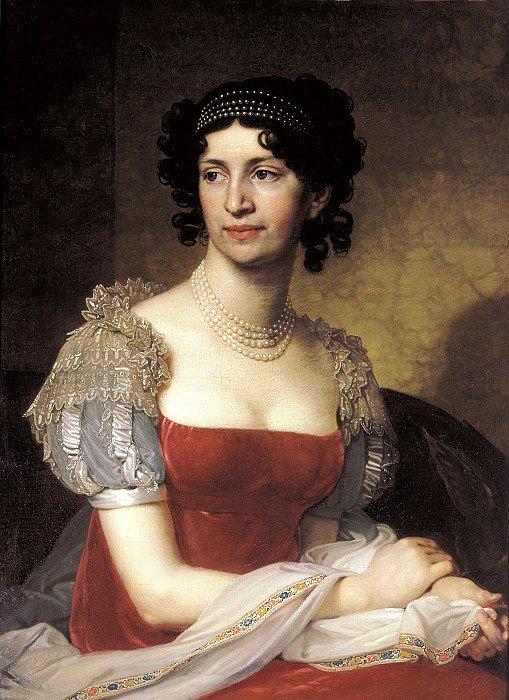Владимир Боровиковский - «Портрет княгини Маргариты Ивановны Долгорукой» (1811)