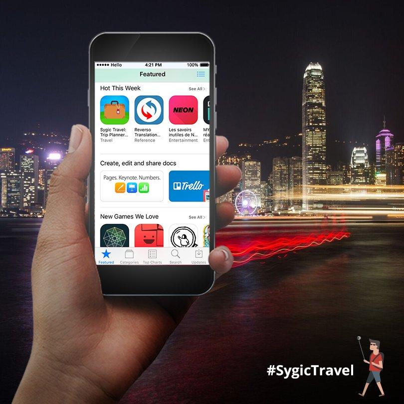 Sygic Travel on Twitter: