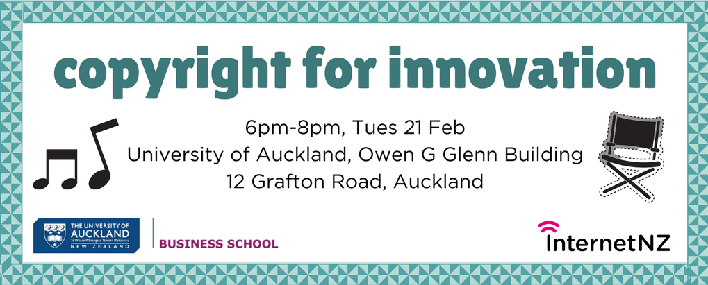 If you can't attend Copyright for Innovation tonight it's being livestreamed & the recording will be available after https://t.co/ItihPb71bQ https://t.co/ild5fkc87o