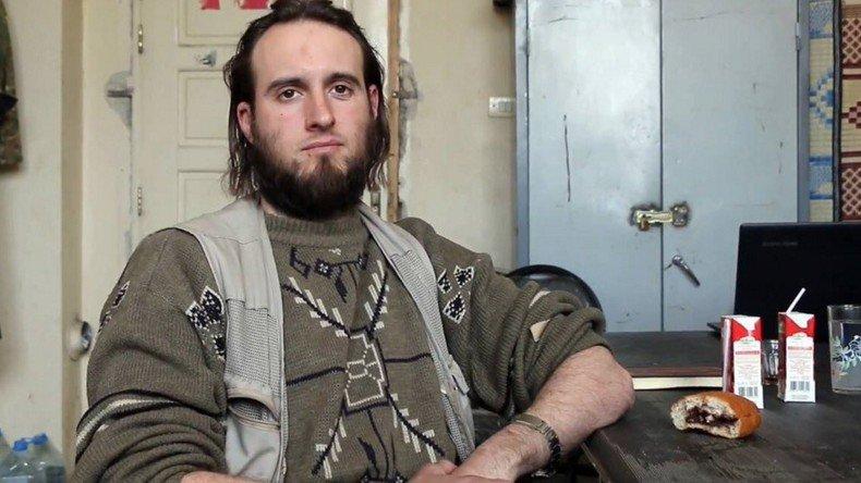 Jonathan Geffroy, un djihadiste français de #Daesh déclaré mort, aurait été capturé en #Syrie  https:// francais.rt.com/international/ 34247-jonathan-geffroy-djihadiste-francais-daesh-capture &nbsp; … <br>http://pic.twitter.com/iNQeEJQbKO