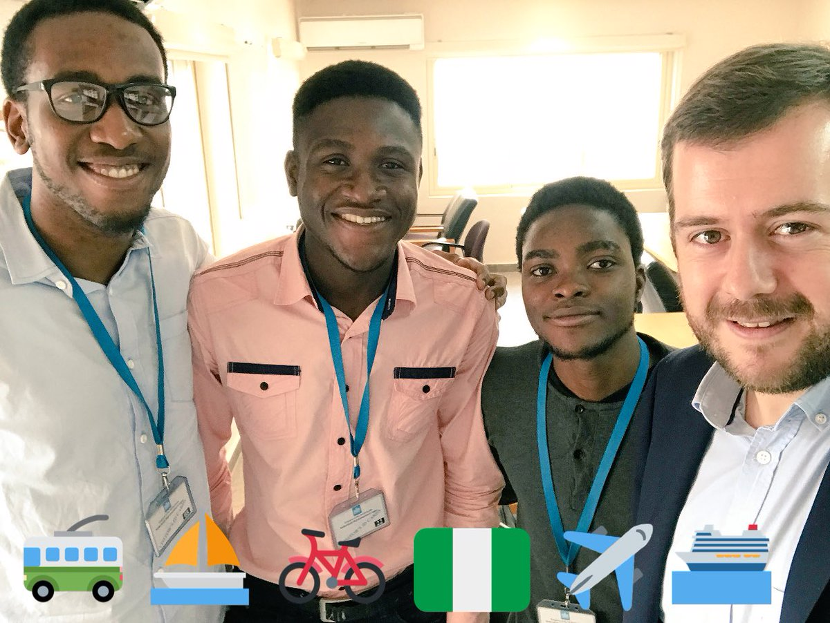Meet 3 guys that will charge the #tourism #industry! Starting from #Lagos THE #FUTURE IS #BRIGHT wear your #shades! #Startups #Nigeria <br>http://pic.twitter.com/JjPWfY99EY