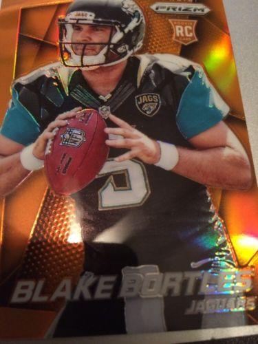 2014 Prizm Orange Blake Bortles Jacksonville #Jaguars  http:// dlvr.it/NR36wV  &nbsp;   #NFL<br>http://pic.twitter.com/xlwzJzwaYj