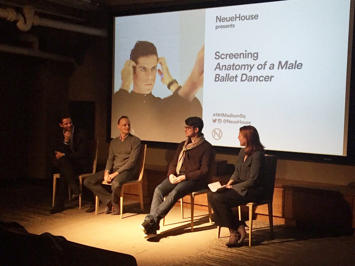 Dance Films Assn On Twitter Neuehouse For A Screening Of Anatomy