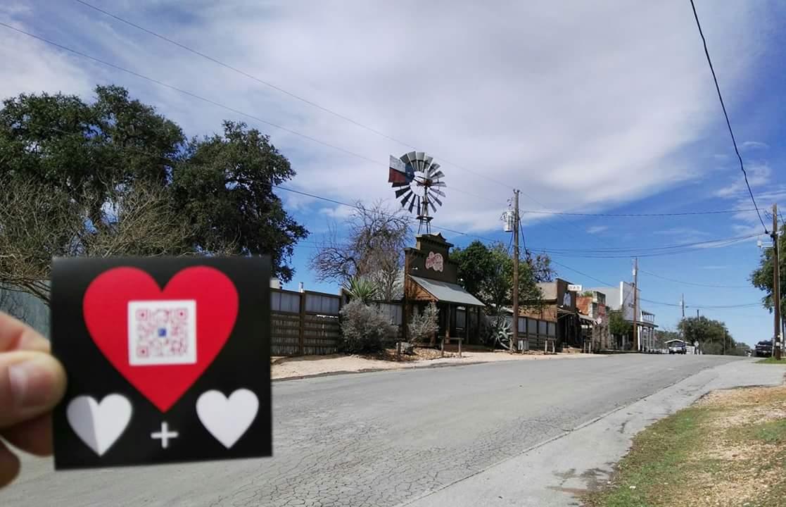 PetitCœur en territoire cowboy aujourd&#39;hui !   Belle journée à vous ! #usa #bandera #texas #tx #cowboys #CowboysNation<br>http://pic.twitter.com/r9hF7iCxc6