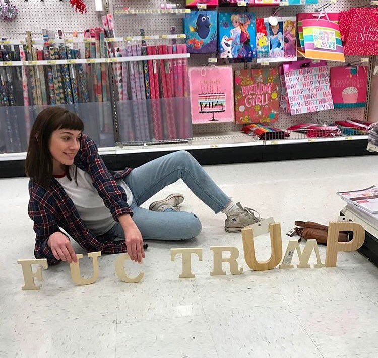 summer on twitter i knocked over the wooden letters at target this is the formation they fell into so crazy