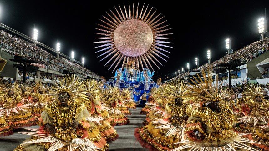 #Espectáculos | Brasil calienta motores de cara a los Carnavales de Rí...