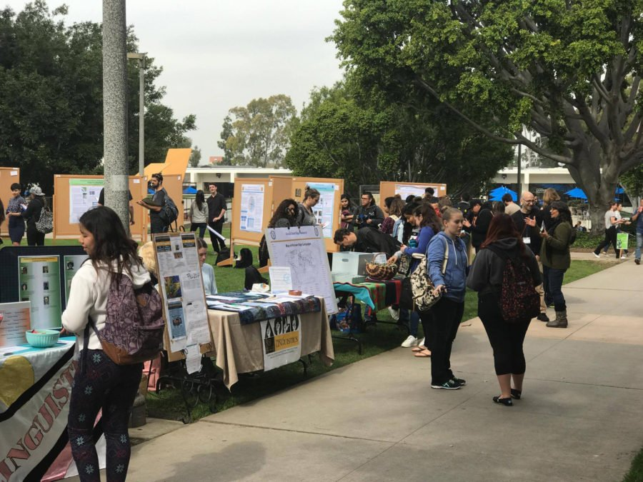 Virtual reality was just one interactive booth at the World Anthropology Day event. #News #CSULB #49erNow https://t.co/aCHuVgnbX0 https://t.co/2t8DA2WL9u