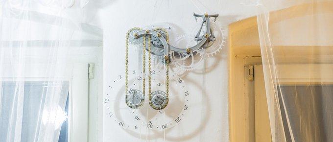 Custom Mechanical Clock