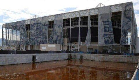 Six mois après les #JO de #Rio, l&#39;abandon des installations #Bresil  http:// po.st/54Zzaf  &nbsp;  <br>http://pic.twitter.com/4B0DLqQK6C