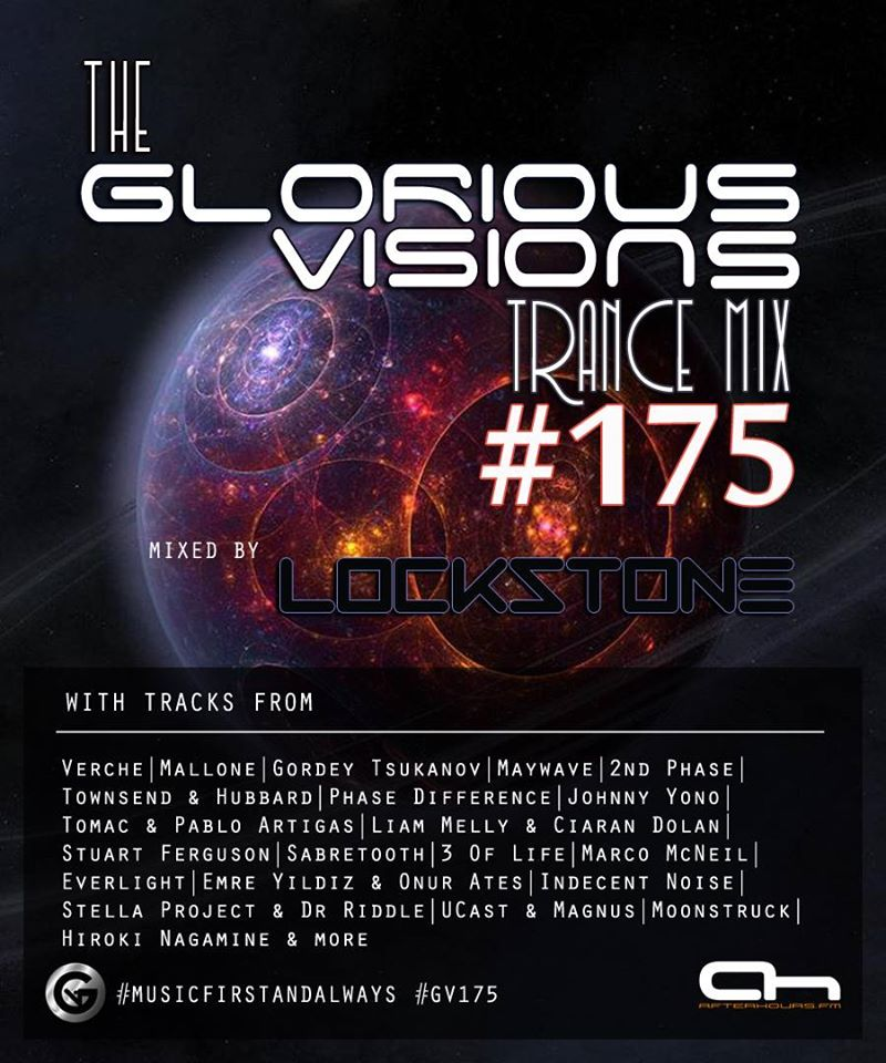 『ON AIR: @Locko8668 - @GloriousVisions 175 [@AfterhoursFM] (20-02-2017)』⇒  http:// ah.fm/player/  &nbsp;   #GV175 #AHFM #Trance #TranceFamily  <br>http://pic.twitter.com/t2D8awmFFv