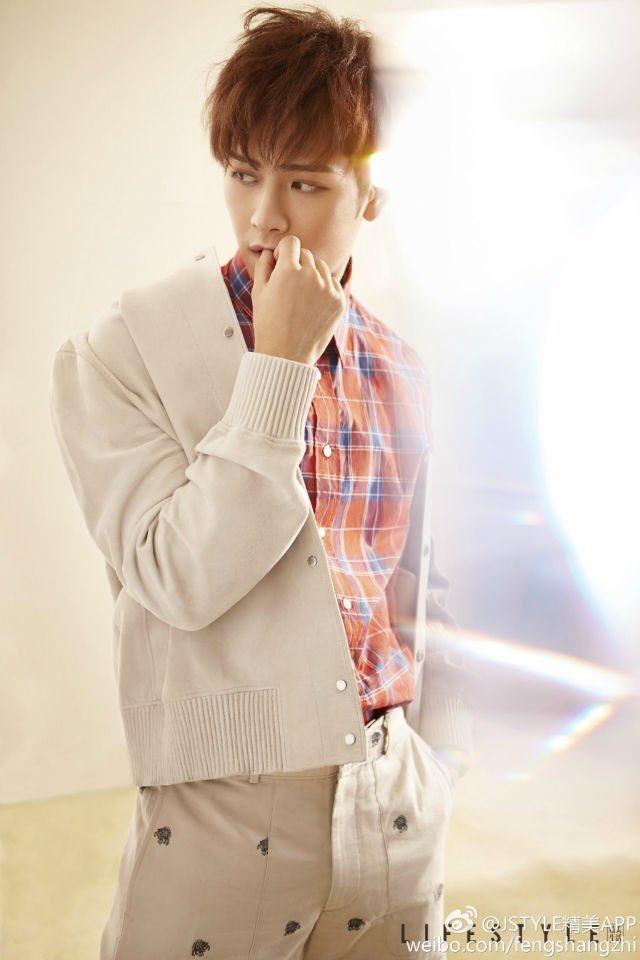 Jackson Wang (王嘉爾) ーGot7 ーVariety Star