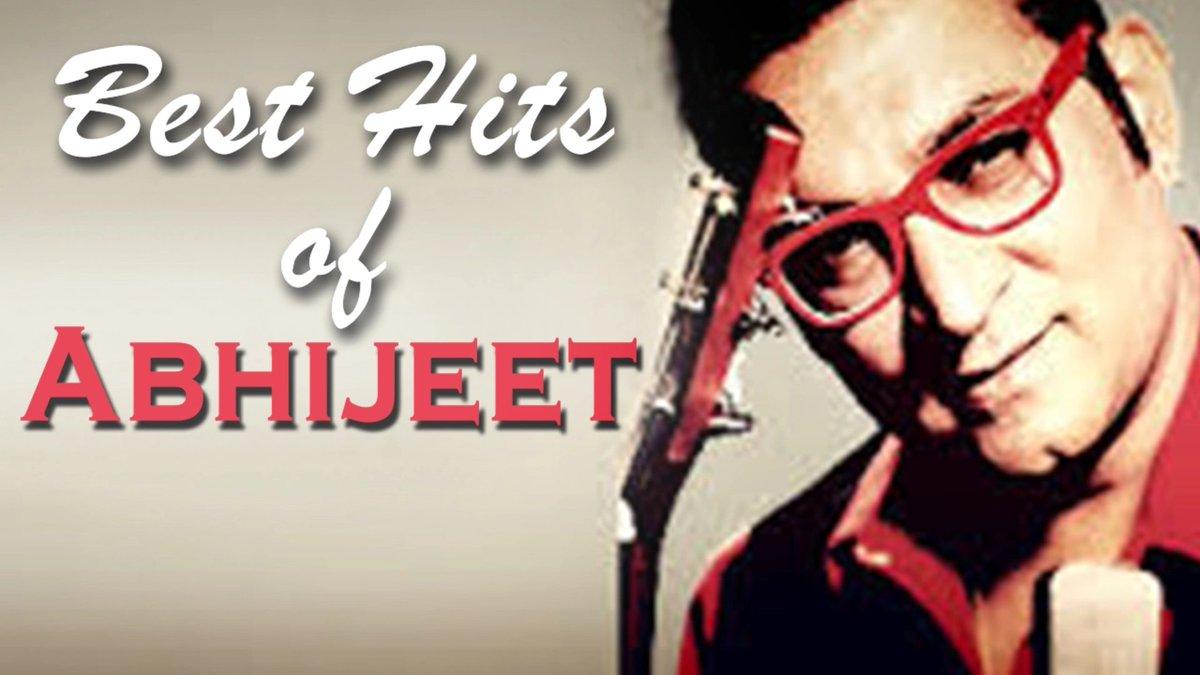 #BestHitsOfAbhijeet 👏 #VideoSongJukebox 👇 @UltraHindi @abhijeetsinger...