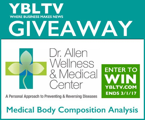 #BeHappy #VEGAS! #EnterToWin @YBLTV #Giveaway #Medical #Body Composition Analysis @drallenwellness #Spotlight  http:// wp.me/p6TW7J-8Aj  &nbsp;  <br>http://pic.twitter.com/lcwLLjmDP3