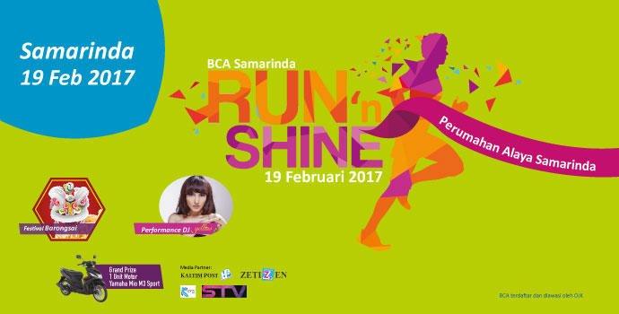 BCA Run n' Shine - Samarinda  • 2017