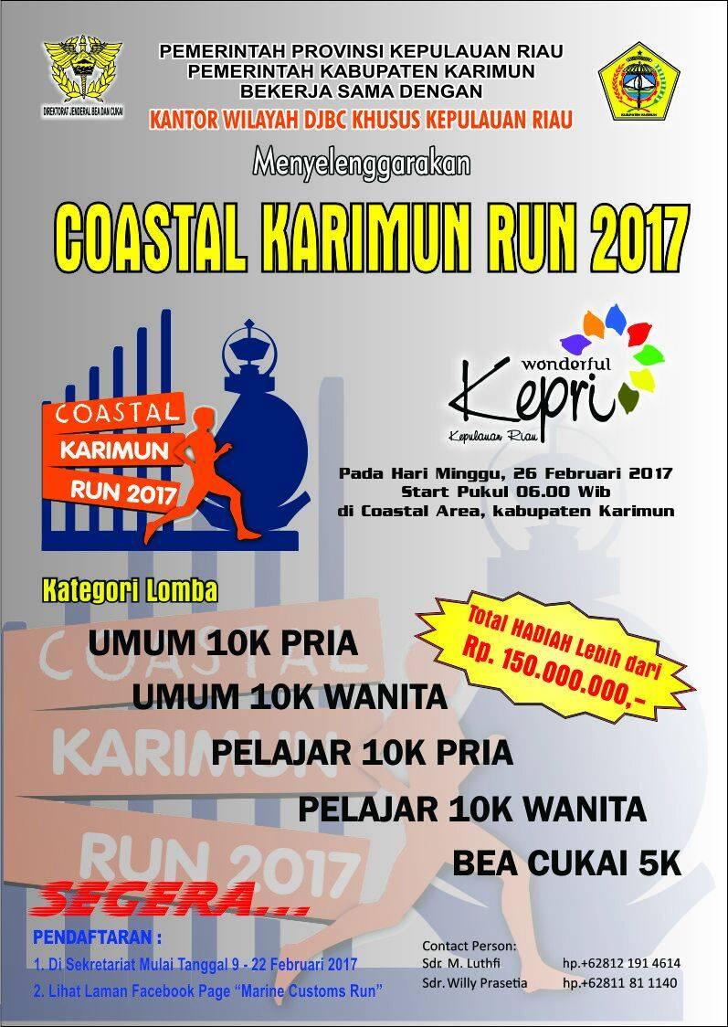 Coastal Karimun Run • 2017