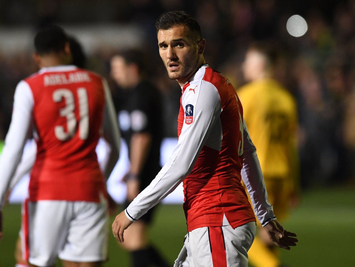 Lucas Perez: Why Wenger refused to start me after hat-trick against Basel