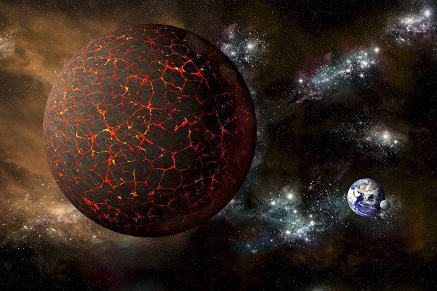 La NASA parlerà al Mondo sul Pianeta X Nibiru?