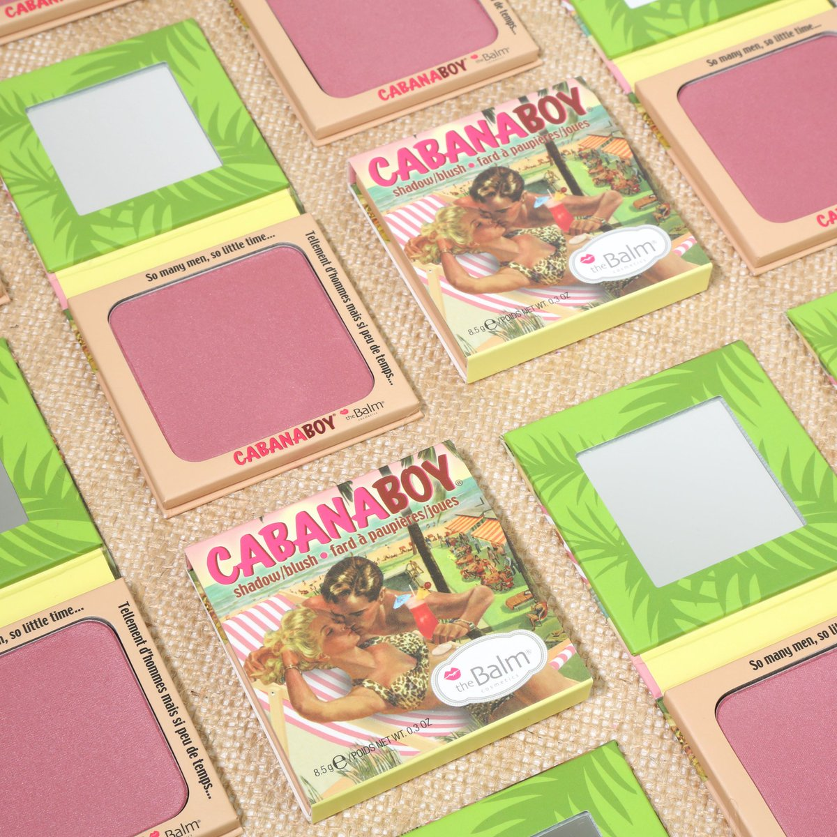 What great service  #CabanaBoy #blush #eyeshadow #theBalm<br>http://pic.twitter.com/6Khq1uHNOG