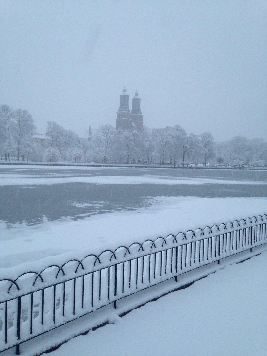 Good morning Sweden! #snowday <br>http://pic.twitter.com/eTWCwxgD4s