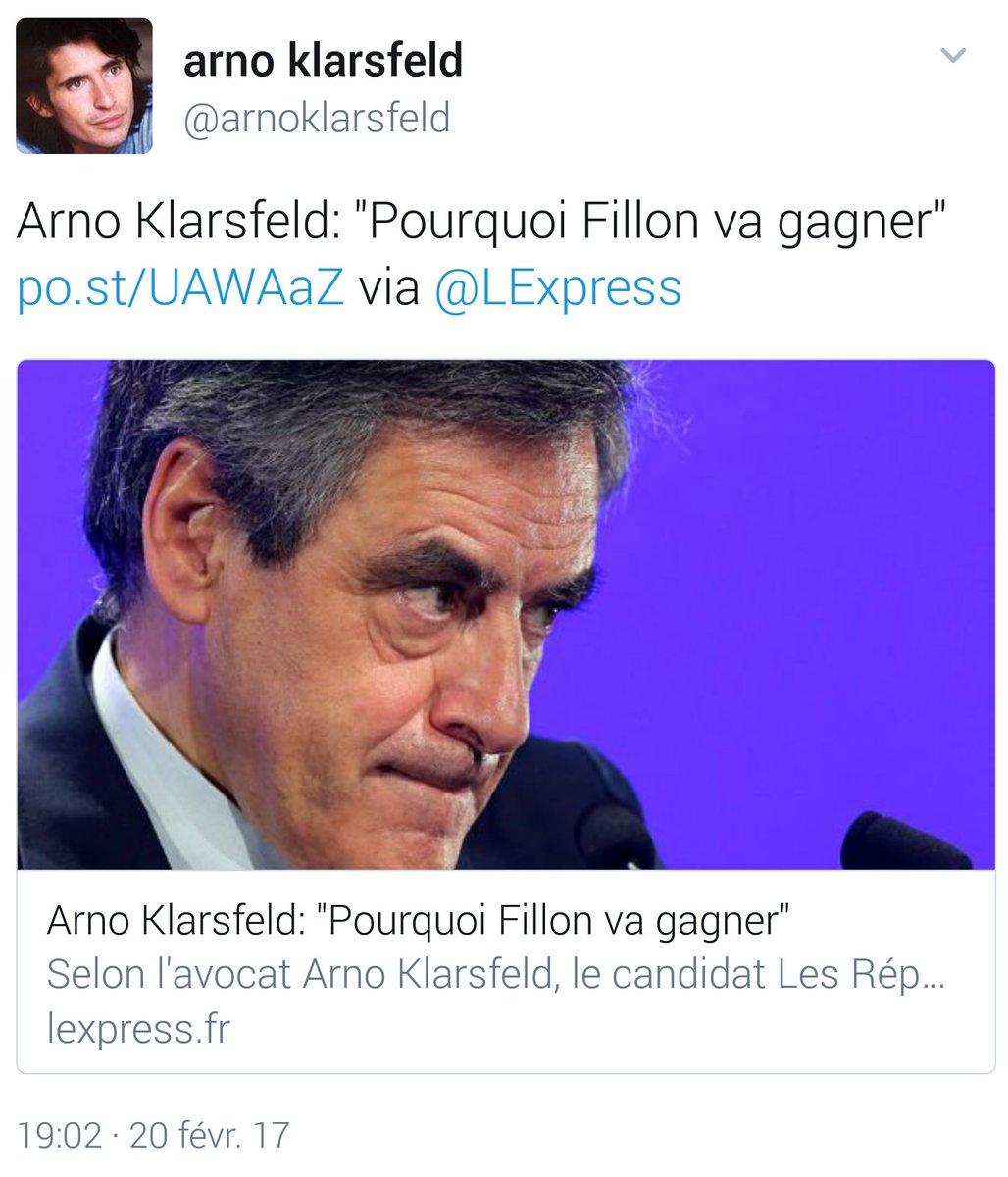 Le même &quot;visionnaire&quot; qui soutenait la guerre de #Bush en Irak ainsi que #Sarkozy à #LaPrimaireDroite. #PenelopeGate #FillonGate #Fillon2017<br>http://pic.twitter.com/SXOoUbw4YQ