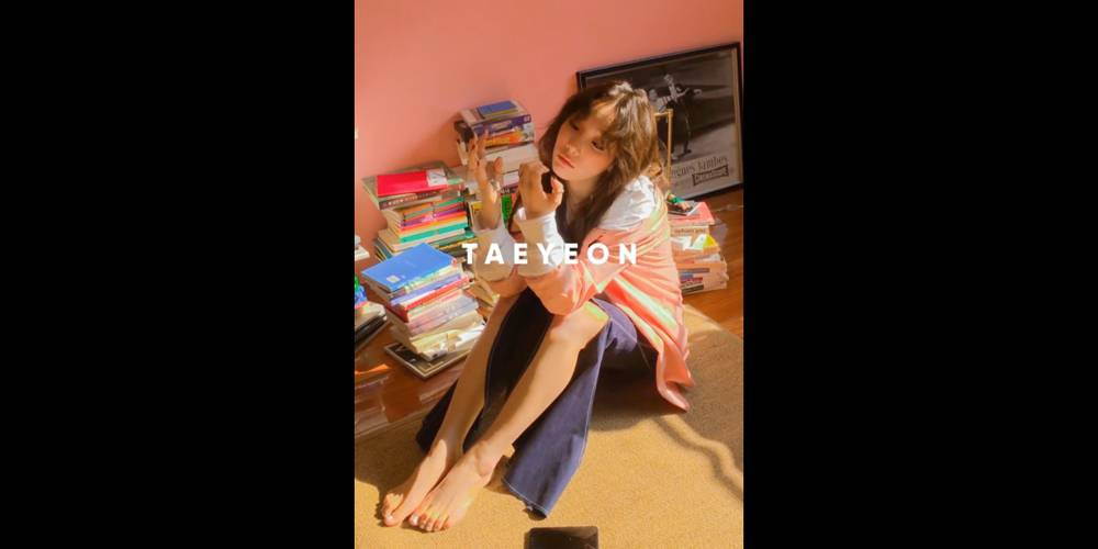 Taeyeon gives fans a brief highlight of \'Love in Color\' from her upcoming full album