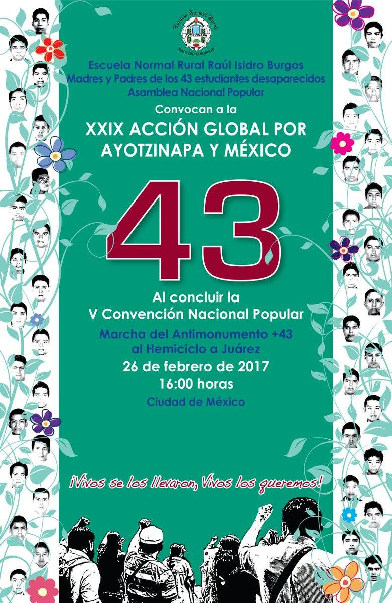 #NoALaMilitarizacionDeMexico PORQUE EL ENEMIGO ESTÁ EN LOS PINOS Y SUS SICARIOS EN LAS CALLES DESAPARECIENDO ESTUDIANTES #PaseDeLista1al43 <br>http://pic.twitter.com/8PcnzLJVEW