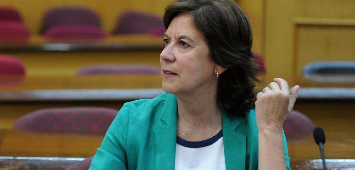 Gobierno de Cuba no deja ingresar a Mariana Aylwin a la Habana: 'Así s...