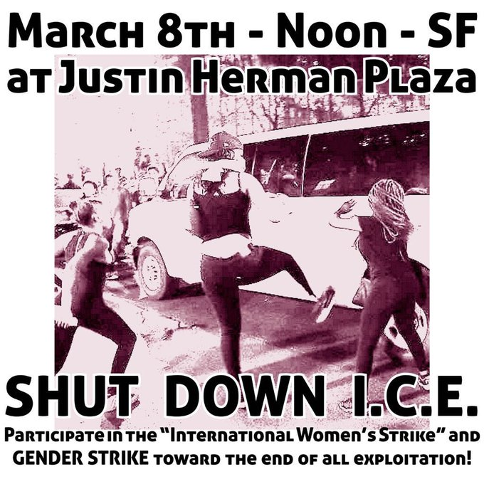 Shut Down I.C.E. this Saturday! @ Chelsea Manning Plaza | San Francisco | California | United States