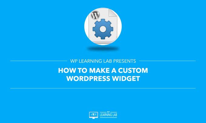 How to Make a Custom WordPress Widget