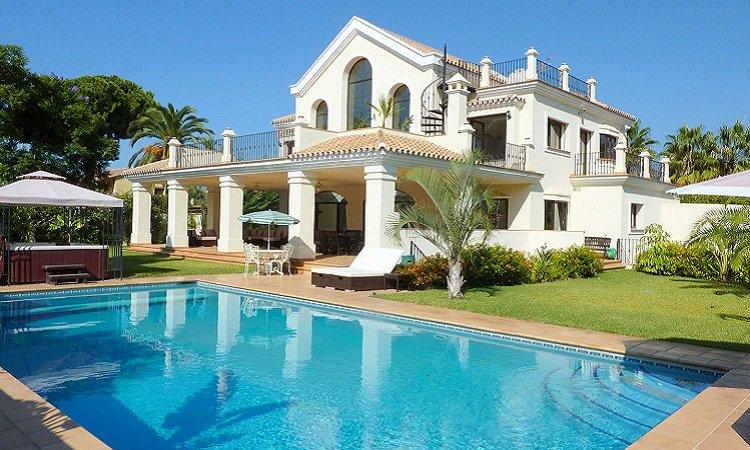 Я купил дом испании