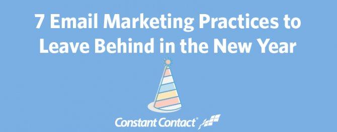#MarketingTips #SMB #Smallbiz #MarketingSuccess  7 #EmailMarketing Practices to Leave Behind in the #NewYear   http:// shrs.it/1hyk6  &nbsp;  <br>http://pic.twitter.com/GjOmzuQb1j