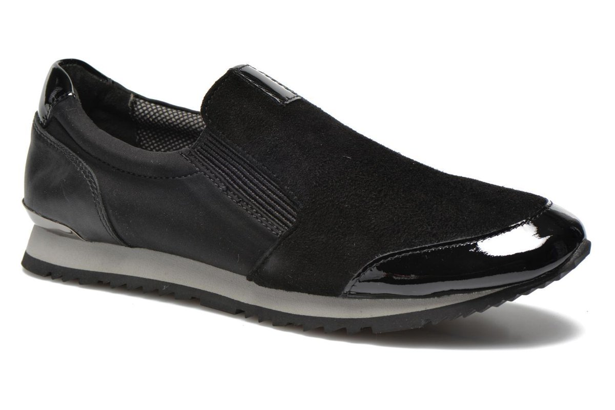 Women&#39;s Jb Martin Volt Trainers In Black - Size Uk 3.5 / Eu 36 #Sarenza #Fashion #Shoes #Bags #Deals -  https:// wp.me/p6RLYi-8Ac  &nbsp;  <br>http://pic.twitter.com/ZwYh57Bo5Z