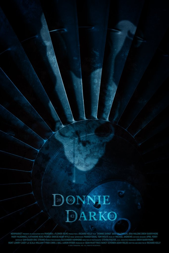 Donnie Darko (2001) [1080 x 1620] #movie #poster #hollywood #Cinema<br>http://pic.twitter.com/IEyDhdsZfU