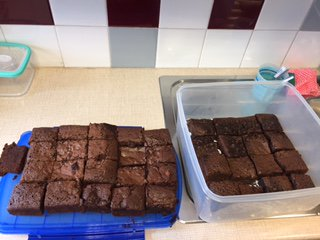 For day two of the #GreatLegalBake we have @ZoeClaireParker with her delicious #chocolate #brownies! #CSR #charitytuesday #Ipswich https://t.co/0xOpqQhMhT