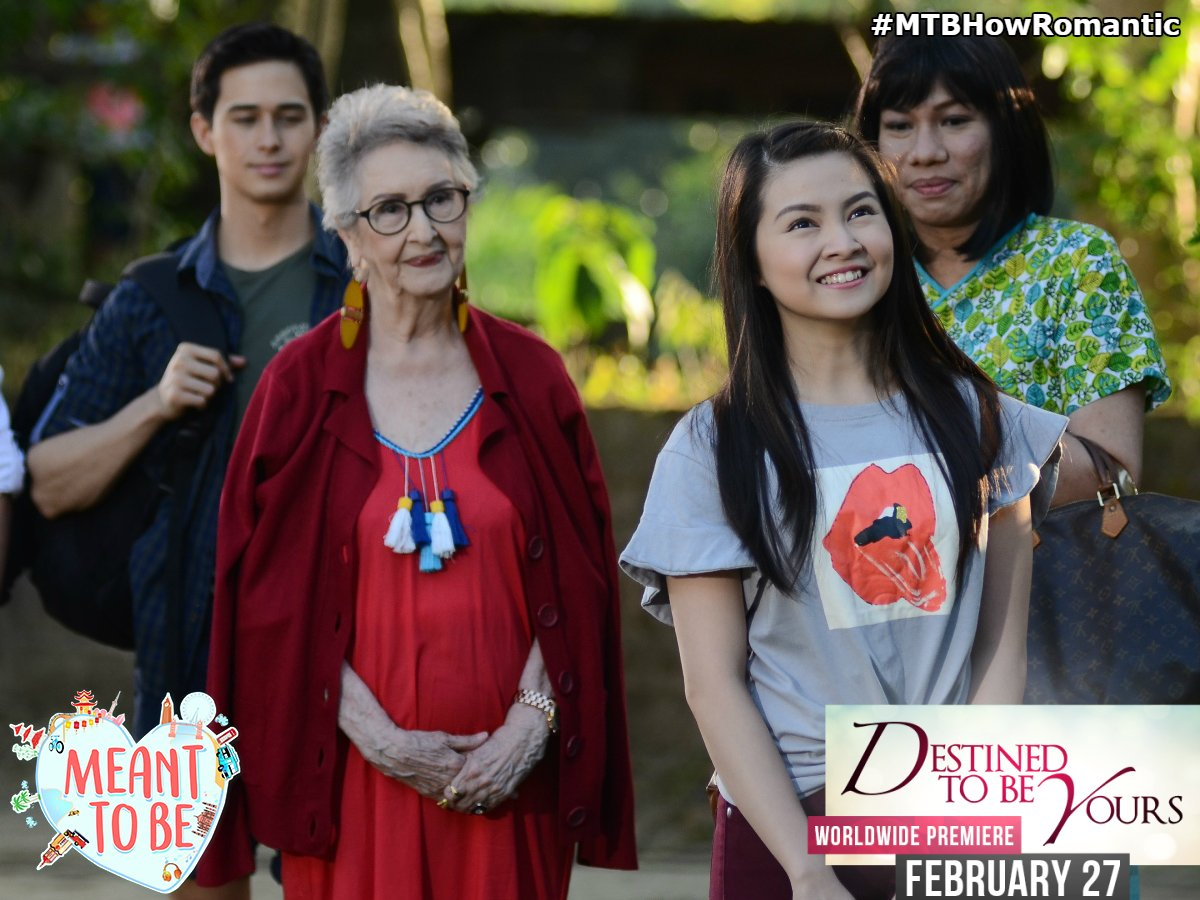 .@GMADrama: Nuks! Out of town ang trabaho ni Billie! #MTBHowRomantic h...