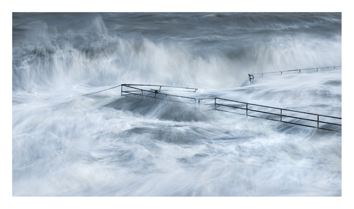 Last but not least – the ocean swells and rages and foams for @njburnell, and this tempestuous shot is the result. Outstanding #WexMondays https://t.co/D1RHdOlGUz
