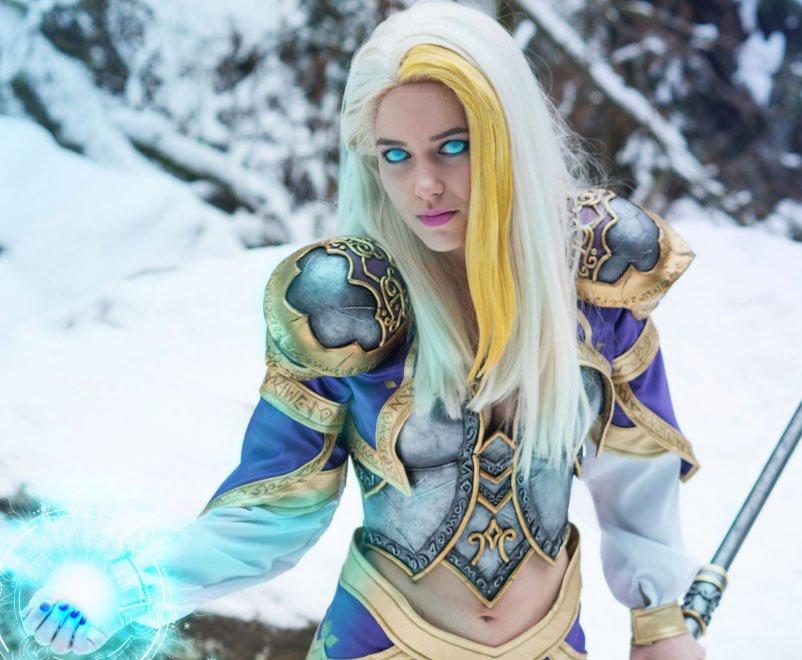 La sublime cosplayeuse FR @MinanaCosplay incarne Jaina Portvaillant par -6°. N&#39;est pas Jaina qui veut ;) #Warcraft  http:// shar.as/uEvwj  &nbsp;  <br>http://pic.twitter.com/R3iSk9r5xc