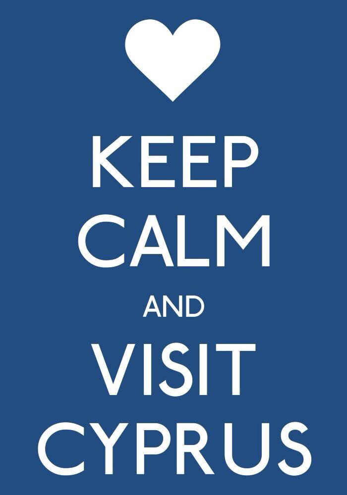 Keep Calm and visit Cyprus #TravelTuesday @visitcyprus @Cyprus4Holiday...