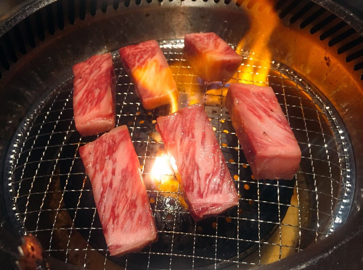 #あなたっぽい漢字一文字  「肉」 https://t.co/MfLLs6uadu