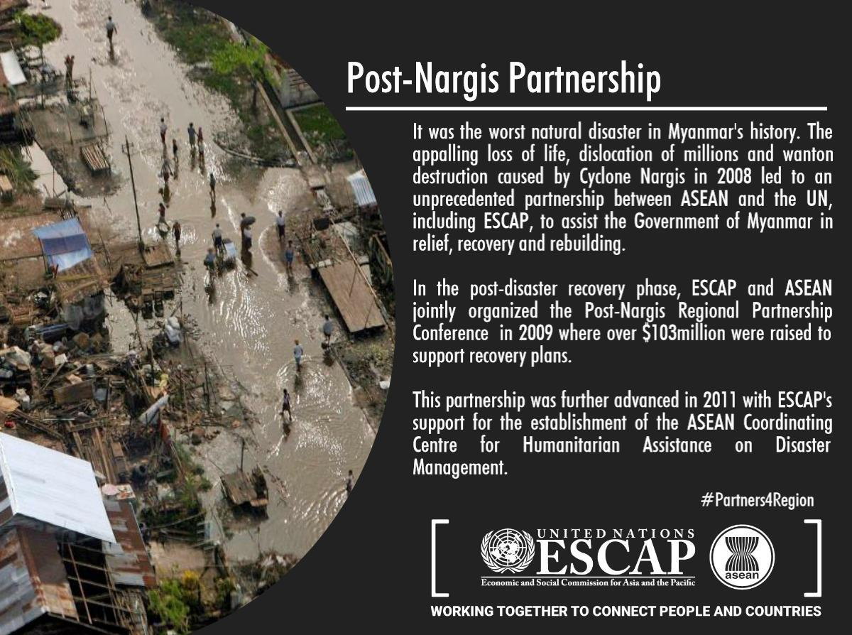 #UNESCAP-#ASEAN p/ship has helped safeguard, improve many livelihoods of ppl in #SoutheastAsia: https://t.co/l2U2S01VfF #Partners4Region https://t.co/y3hSIvXzDF