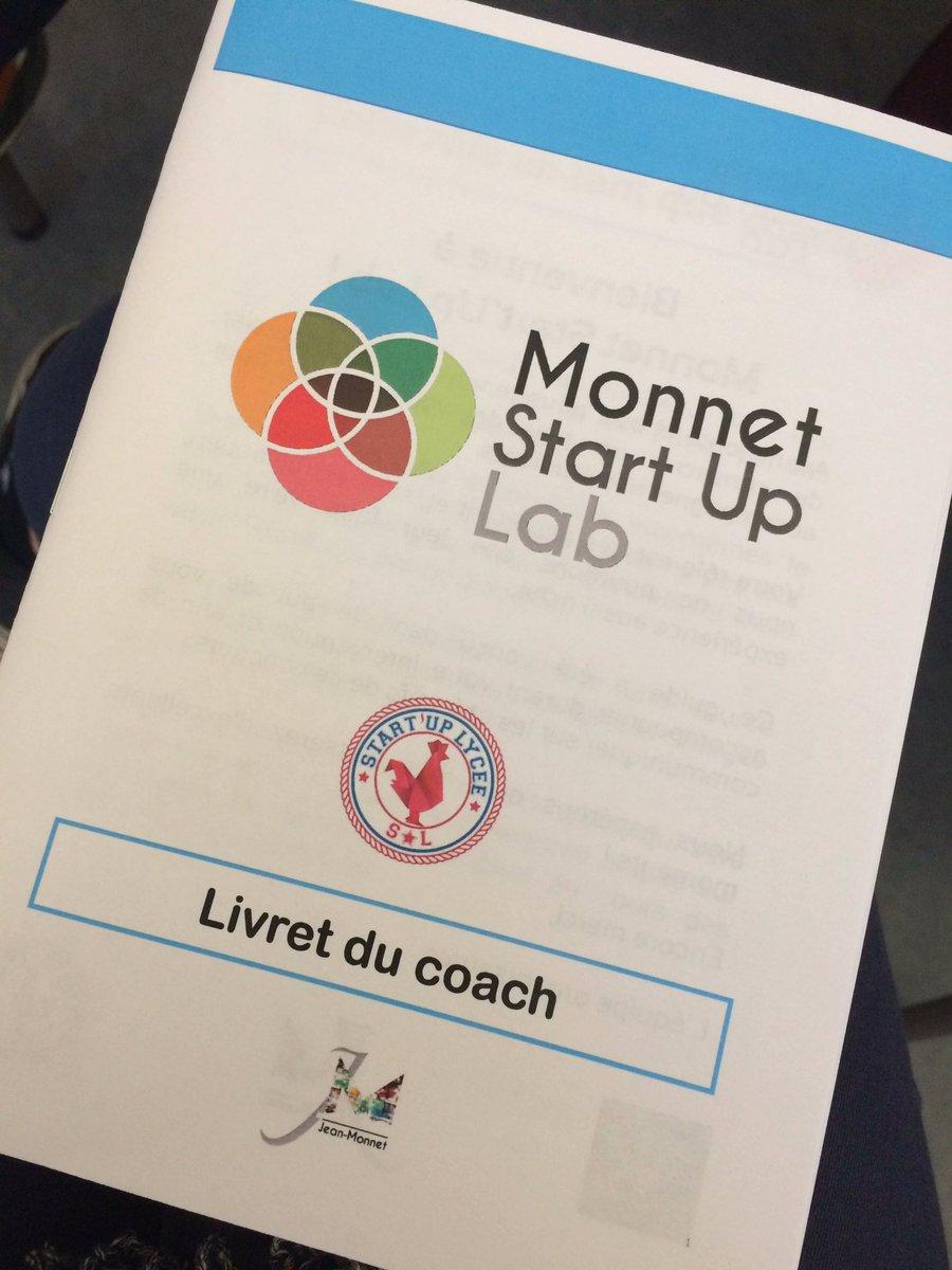 Aujourd&#39;hui on entre dans la peau d&#39;un #coach ! #MonnetSUL #startup #student<br>http://pic.twitter.com/jVUxAoCkcr